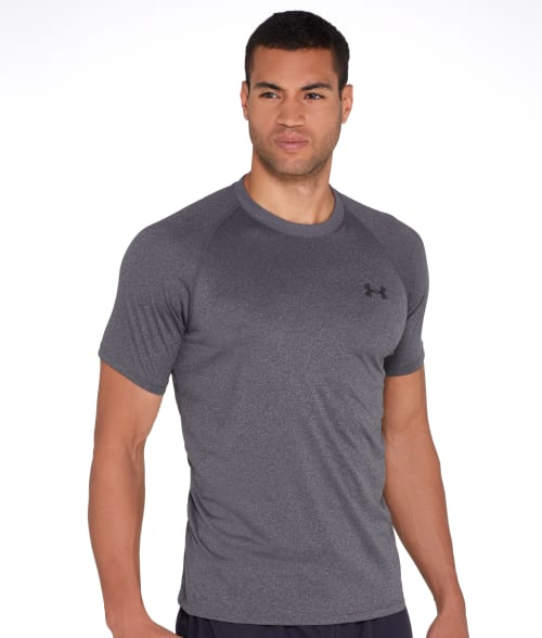 Under Armour XL Carbon Heather Tech T-Shirt 92TR950