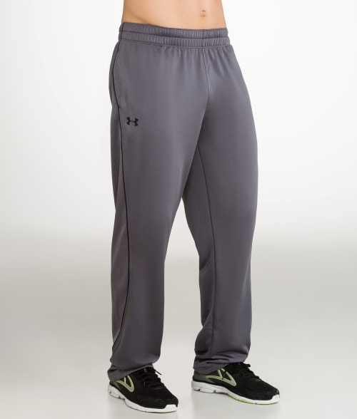 Under Armour S Black Warm-Up Pants 93BS520