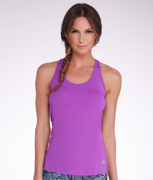 Under Armour XL Mega Magenta UA CoolSwitch Tank 93N6M50