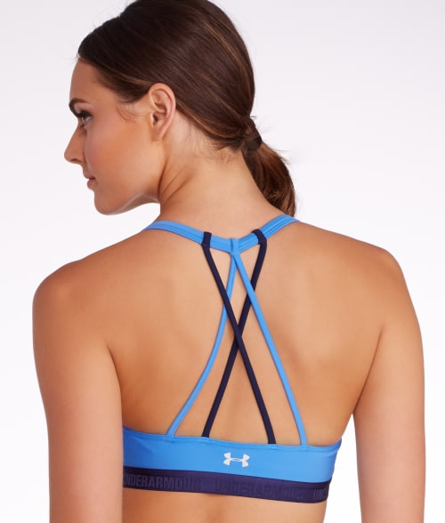 Under Armour XS Black Armour® Strappy Bralette 93R3610