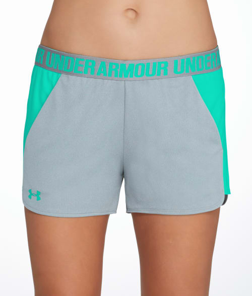 Under Armour M Black UA Play Up 2.0 Shorts 93W8D30