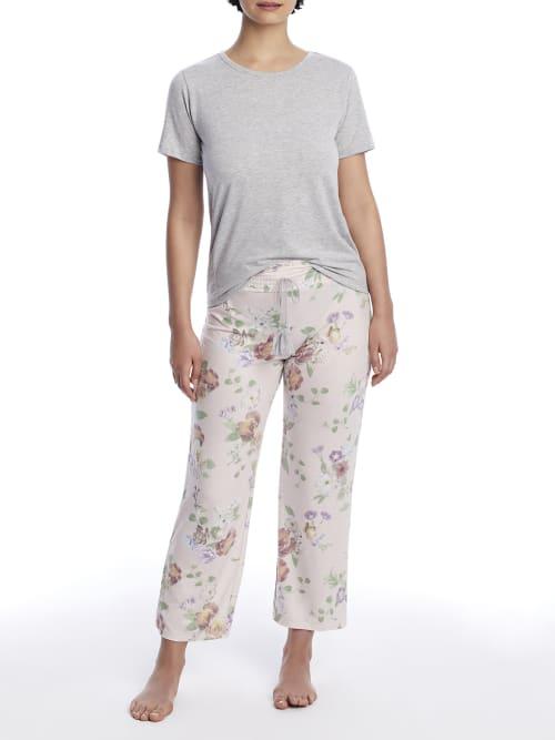 Flora Nikrooz Loungewears DEANDRA KNIT PAJAMA SET