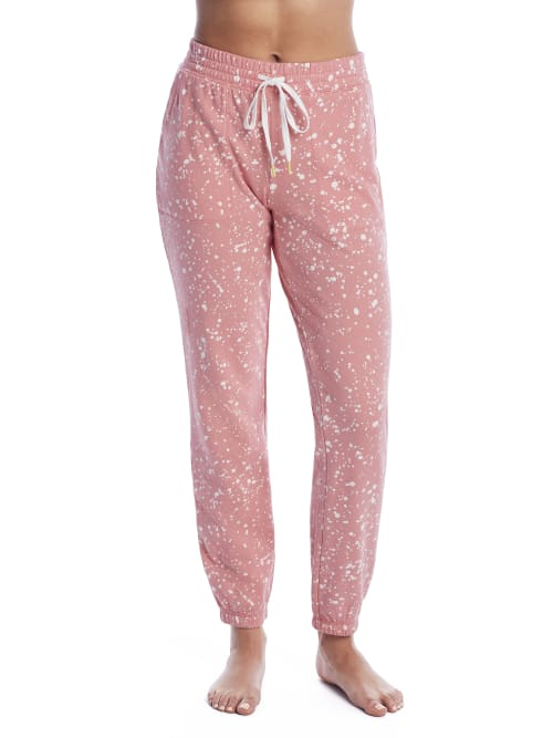 Pj Salvage Pants DREAM ON DREAMER TERRY JOGGERS