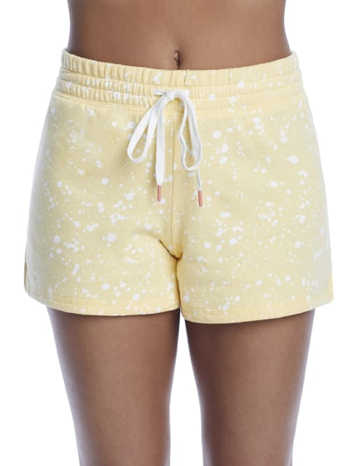 Pj Salvage Cottons DREAM ON DREAMER TERRY LOUNGE SHORTS