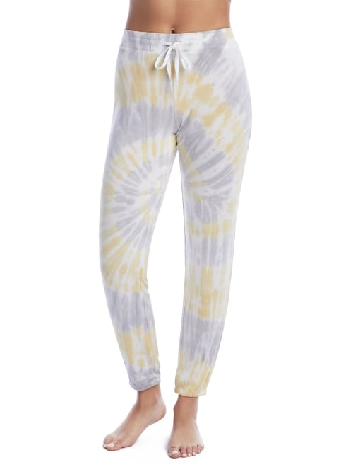 Pj Salvage Loungewears SUNBURST KNIT JOGGERS