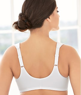 Glamorise-Wonderwire-Front-Close-Bra-Women-039-s thumbnail 12