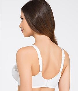 Lilyette-Comfort-Lace-Minimizer-Bra-Women-039-s thumbnail 17