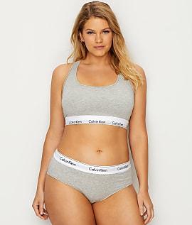 a44942a63a Calvin Klein Plus Size Modern Cotton Bralette - Women s