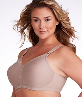 Glamorise-Magic-Lift-Wire-Free-Bra-Women-039-s thumbnail 14