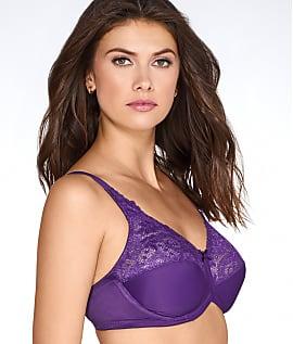 Lilyette-Comfort-Lace-Minimizer-Bra-Women-039-s thumbnail 22