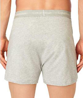 Calvin-Klein-Cotton-Knit-Boxer-3-Pack-Underwear-Men-039-s thumbnail 18