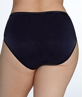 Vanity Fair Plus Size Illumination Hi-Cut Brief Panty Women/'s