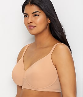 Vanity-Fair-Breathable-Luxe-Wire-Free-Bra-Women-039-s thumbnail 15