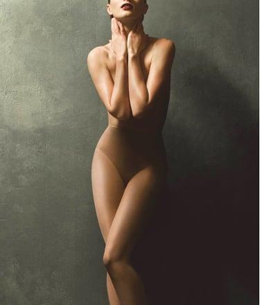 Donna Karan Hosiery: Evolution Micro-Massaging Pantyhose