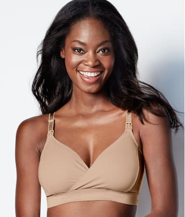 Bravado!: The New Original Wire-Free Nursing Bra C-E Cups