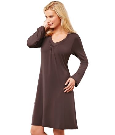 Shelf Bra Pajamas Breeze Clothing