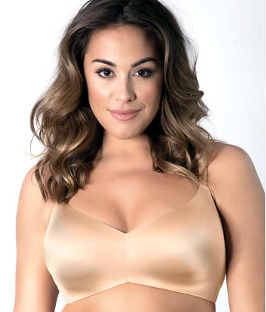 Curvy Couture: Flawless Smooth Wire-Free T-Shirt Bra