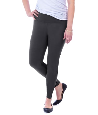 Lyssé: Medium Control Leggings Plus Size