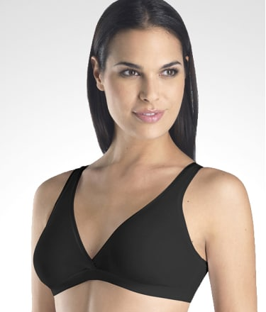 Hanro: Cotton Seamless Bralette