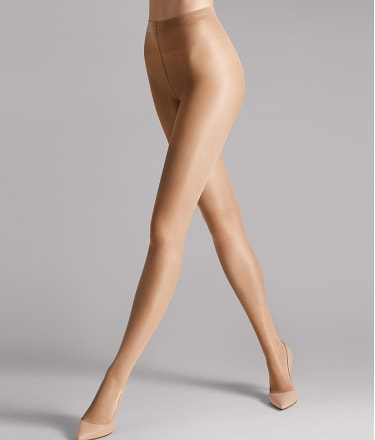 Wolford: Satin Touch Pantyhose