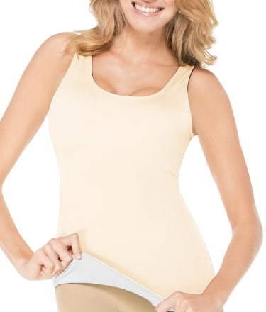 ASSETS Red Hot Label by SPANX : Flipside Firmers Extra Firm Control Tank