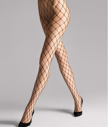Wolford: Kaylee Fishnet Tights