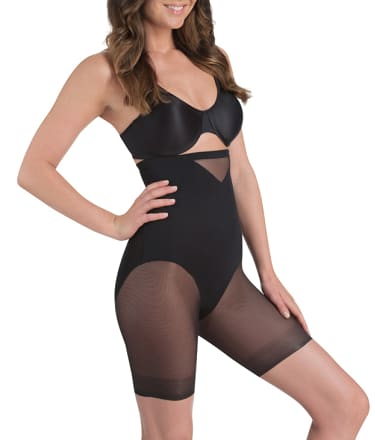 miraclesuit sexy sheer extra firm control high waist thigh. Black Bedroom Furniture Sets. Home Design Ideas