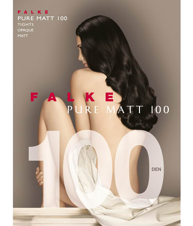 Falke: Pure Matte Opaque Tights