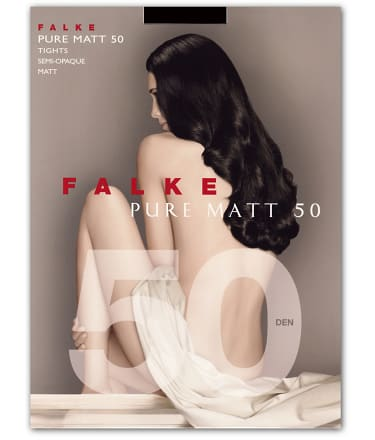 Falke: Pure Matte Semi Opaque Tights