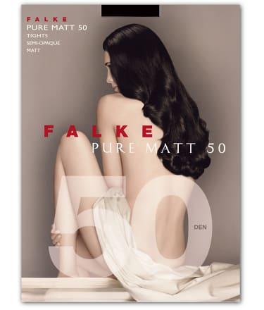 Falke: Pure Matte Semi Opaque Tights