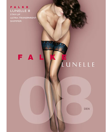 Falke: Lunelle Thigh Highs
