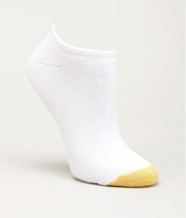 Gold Toe: Cushioned Low-Cut Socks 6-Pack