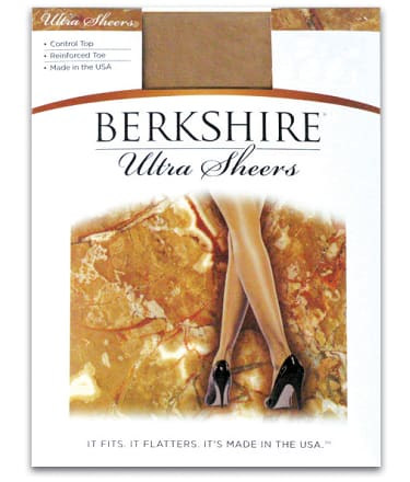 Berkshire: Ultra Sheers Control Top Pantyhose