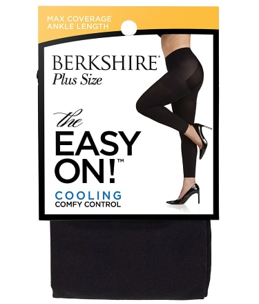 Berkshire: Easy On Cooling Control Top Tights Plus Size