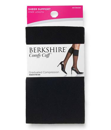 Berkshire: Graduated Compression Knee Highs