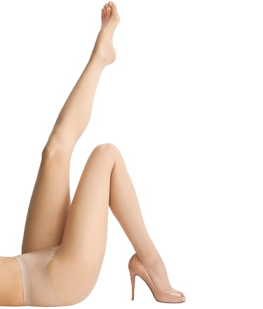 HUE: SO SEXY Toeless Pantyhose