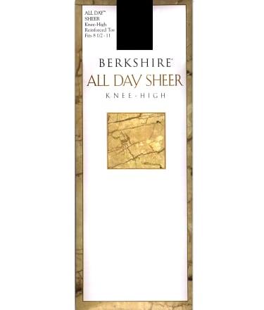 Berkshire: All Day Sheer Knee Highs