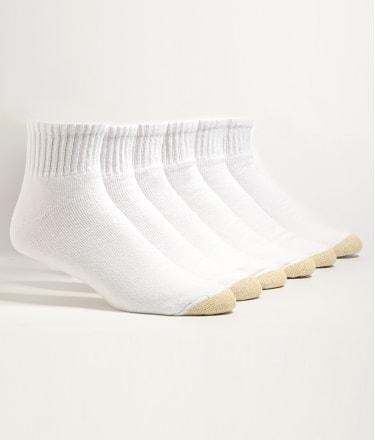 Gold Toe: Ankle Socks 6-Pack