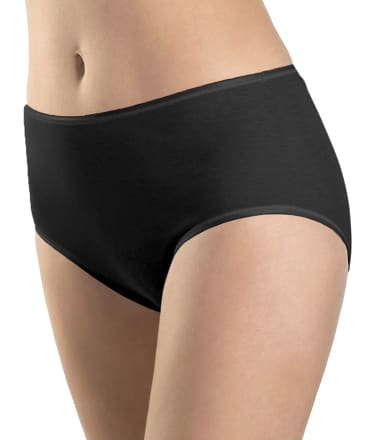 Hanro: Cotton Seamless Full Brief