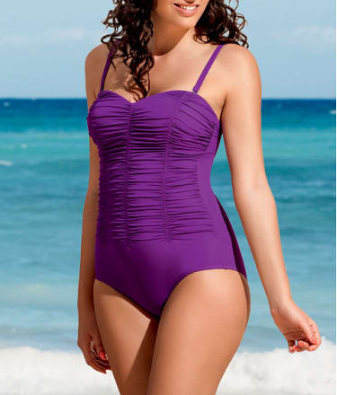 Anita: Solids Artemis Wire-Free Shaping One-Piece