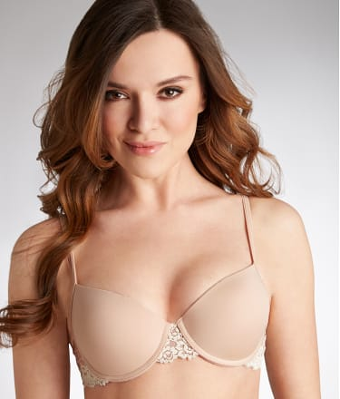Wacoal: Embrace Lace Push-up Bra