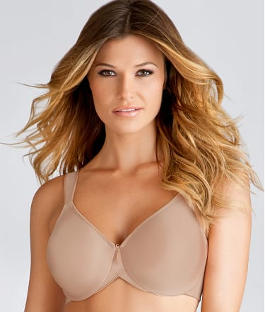 Wacoal: Bodysuede Simply Stated Bra