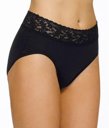 Hanky Panky: Organic Cotton Brief Plus Size
