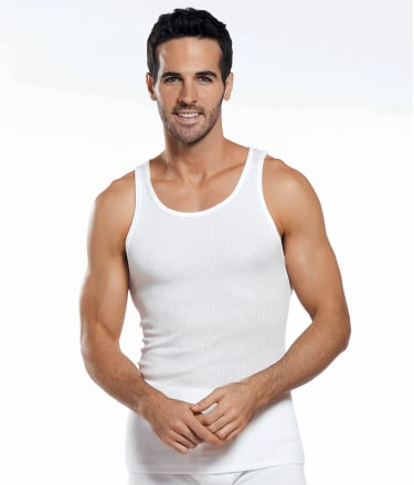 Jockey: A-Shirt Tank 3-Pack