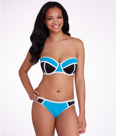 A.Ché: Waterplay Langley Bandeau Top