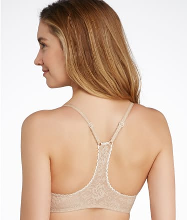 b.tempt'd by Wacoal: Full Bloom Front-Close T-Back Bra