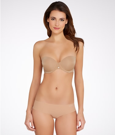 Calvin Klein: Naked Glamour Strapless Push-Up Bra