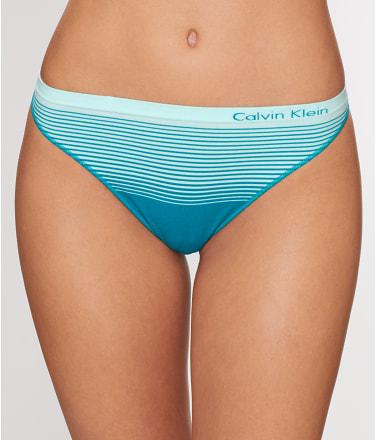 Calvin Klein: Pure Seamless Illusion Ombre Thong