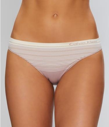 Calvin Klein: Seamless Illusions Bikini