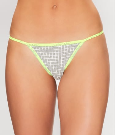Calvin Klein: ID Cotton Thong